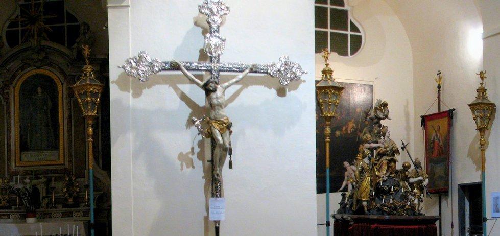 """""""Santa Caterina interceda per noi e ci protegga tutti"""""""