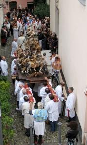 Cassa Santa Caterina in Processione