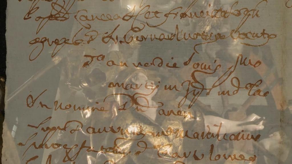 Manoscritto Cassa