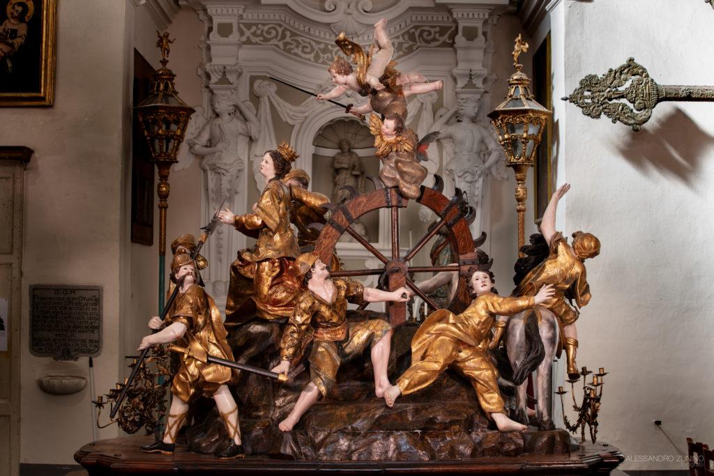 Celebrazioni di Santa Caterina V.M.